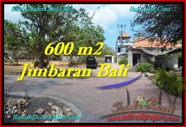 DIJUAL MURAH TANAH di JIMBARAN BALI 600 m2 di Jimbaran Ungasan