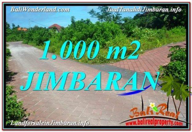 JUAL MURAH TANAH di JIMBARAN 10 Are di Jimbaran Uluwatu